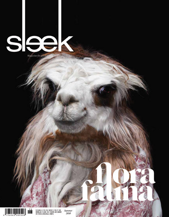 sleek . magazine for art and fashion